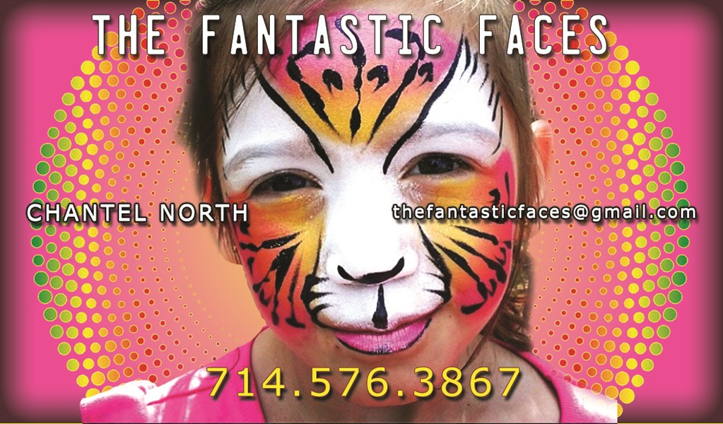 TheFantasticFaces - Face Painter - Orange, CA