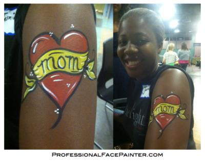 Professional Face Painter | Laguna Hills, CA | Face Painting | Photo #12