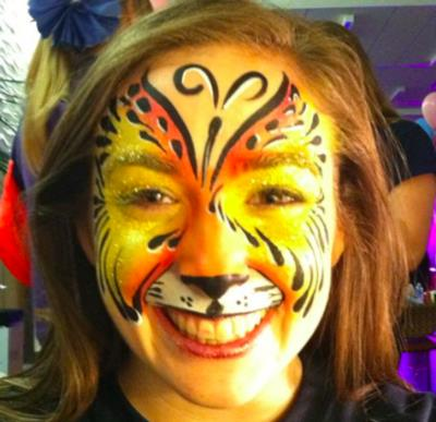 Professional Face Painter | Laguna Hills, CA | Face Painting | Photo #1