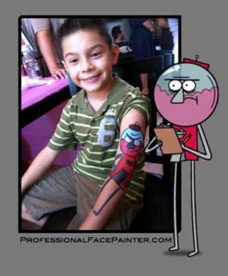 Professional Face Painter | Laguna Hills, CA | Face Painting | Photo #22