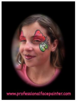 Professional Face Painter | Laguna Hills, CA | Face Painting | Photo #14