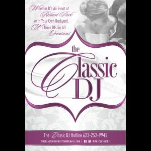 The Classic DJ - DJ - Houston, TX