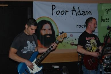Poor Adam Rocks! | Danbury, CT | Rock Band | Photo #3