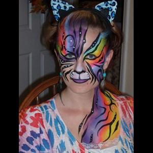 Vermilion Face Painter | Amazing Moments LLC