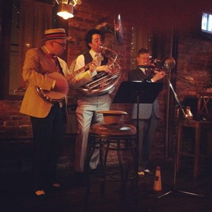 Eddington Dixieland Band | Red Hot Ramblers