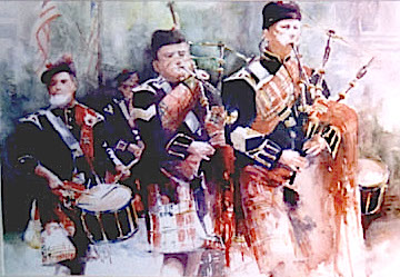 Stuart Highlanders Pipe Band - Bagpipe Band - Menlo Park, CA