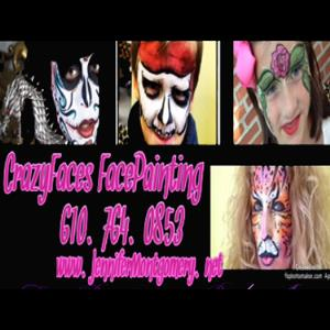 Lawrence Township Face Painter | CrazyFaces Face Painting & Body Art