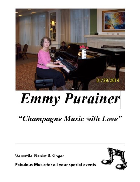 Music by Emmy Purainer - Pianist - Seattle, WA