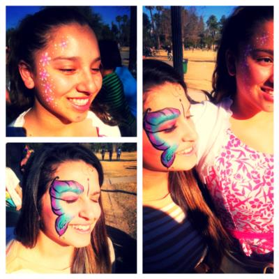 Aura Face Painting AZ | Phoenix, AZ | Makeup Artist | Photo #15