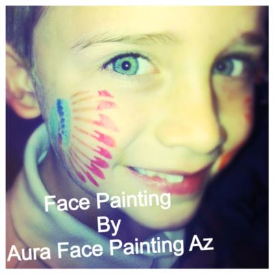 Aura Face Painting AZ | Phoenix, AZ | Makeup Artist | Photo #2