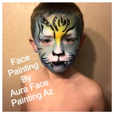 Aura Face Painting AZ | Phoenix, AZ | Makeup Artist | Photo #5