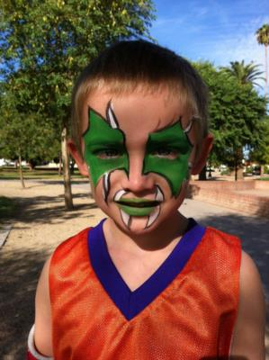 Aura Face Painting AZ | Phoenix, AZ | Makeup Artist | Photo #9
