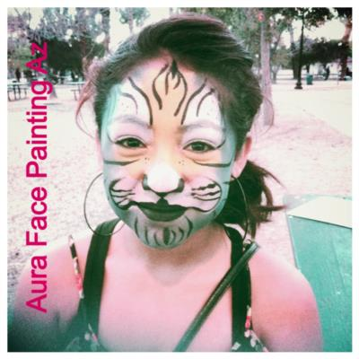 Aura Face Painting AZ | Phoenix, AZ | Makeup Artist | Photo #21