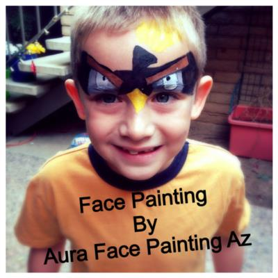 Aura Face Painting AZ | Phoenix, AZ | Makeup Artist | Photo #11