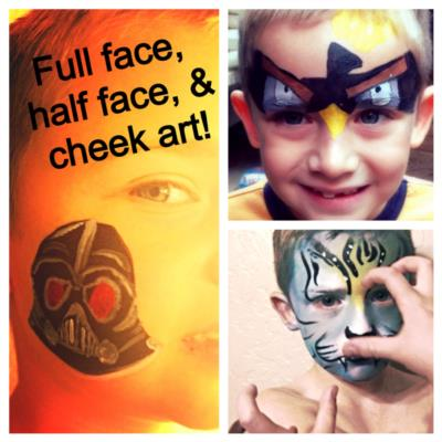 Aura Face Painting AZ | Phoenix, AZ | Makeup Artist | Photo #12