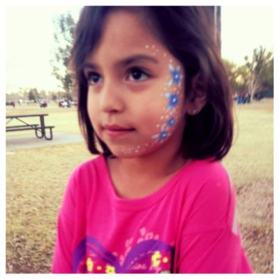 Aura Face Painting AZ | Phoenix, AZ | Makeup Artist | Photo #17