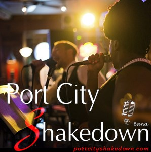 Port City Shakedown, LLC - Dance Band - Wilmington, NC