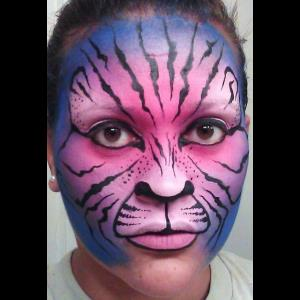 BLACK CAT Face Painting - Face Painter - Dover, DE