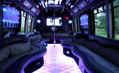 ABC Rides: Limousines & Karaoke Limo Buses  | Dallas, TX | Party Bus | Photo #3