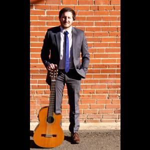Aurora Jazz Guitarist | Luke Mossman - Classical/Contemporary Guitar