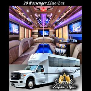 Pennsylvania Party Bus | Secrets Limousine Service