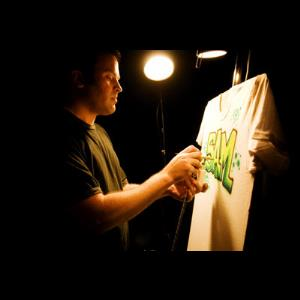 The People Painters - Airbrush T-Shirt Artist - Sacramento, CA