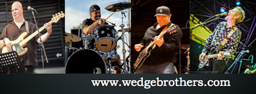 The Wedge Brothers