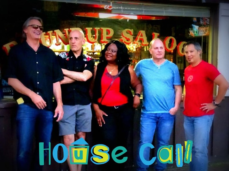 House Call - Rock Band - Danville, CA