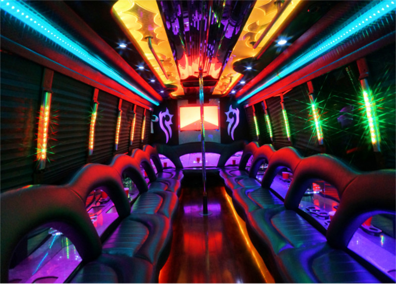 Just Limos - Party Bus - Baltimore, MD