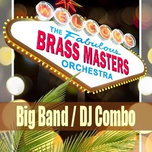 Booker Big Band | The Fabulous Brass Masters!