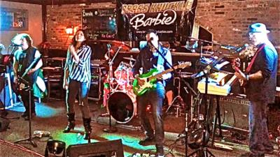 Brass Knuckle Barbie | West Orange, NJ | Top 40 Band | Photo #3