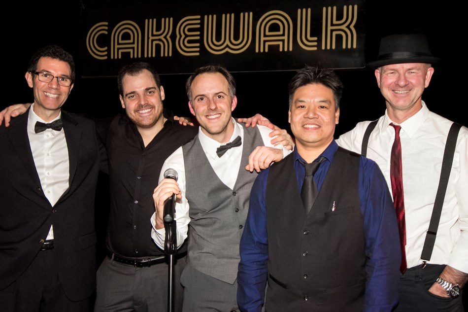 Cakewalk Cover Band - Vancouver