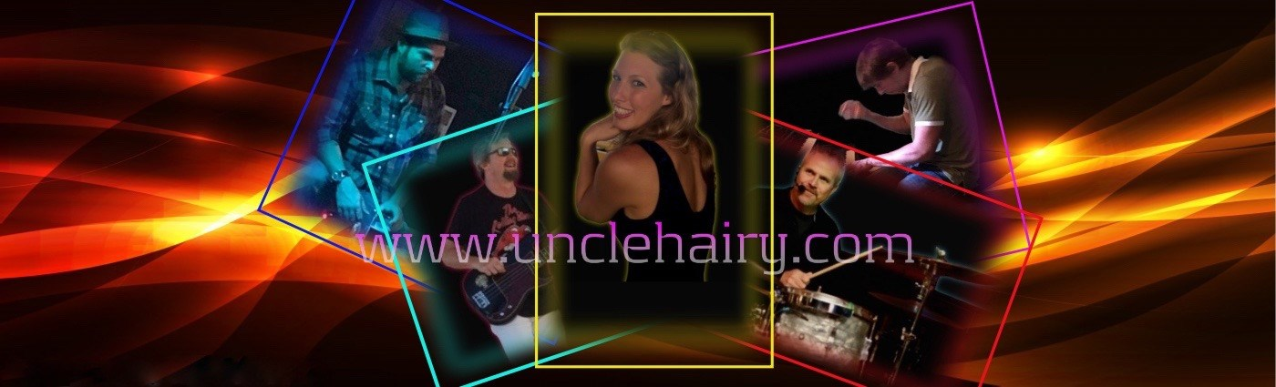 Uncle Hairy - Cover Band - Wilmington, NC