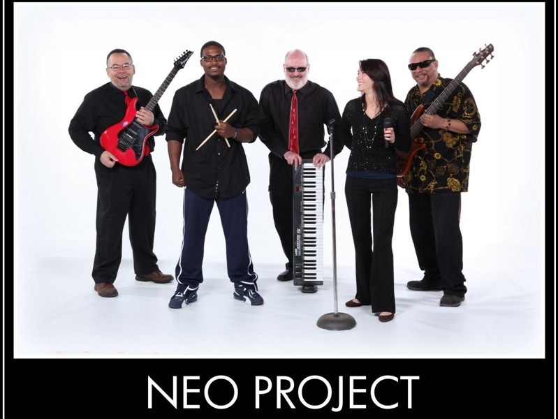 NEO Project - Funk Band - Ithaca, NY