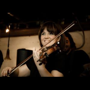 Wicomico Church Violinist | Treesa Gold