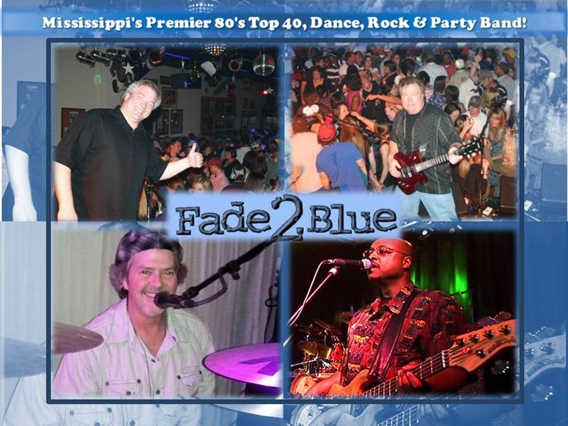 Fade2Blue - 80s Band - Brandon, MS
