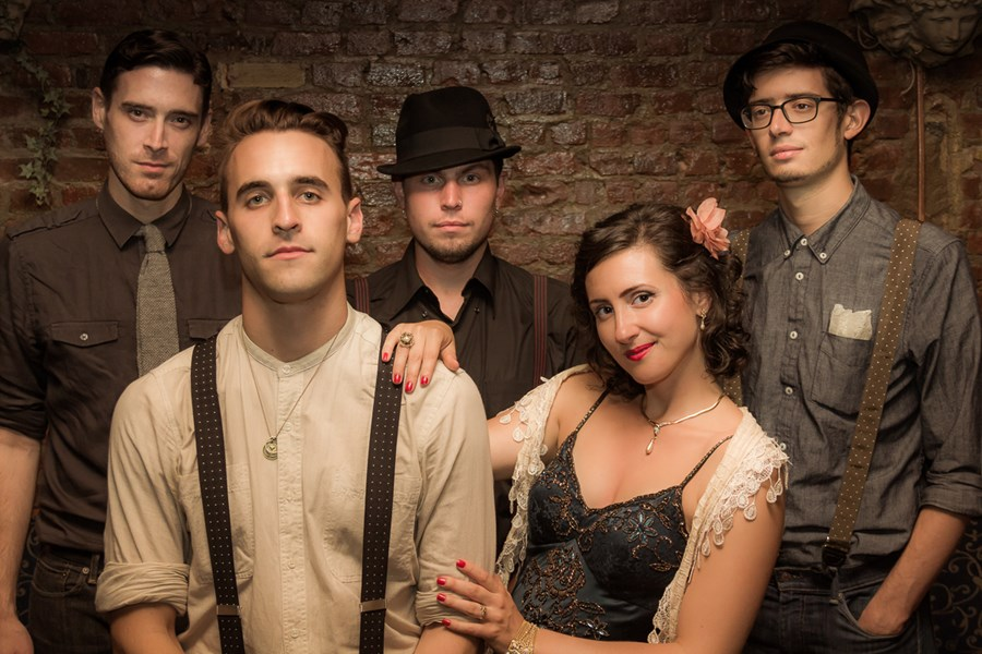 Myriam Phiro & the Cavaliers of Swing - Swing Band - New York City, NY