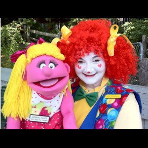 Waterbury Puppeteer | Dimples the Clown