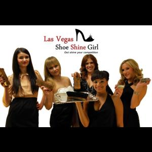 Las Vegas Shoe Shine Girl - Caterer - Las Vegas, NV