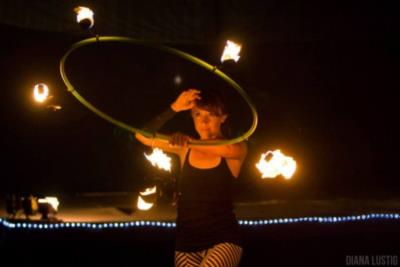Heady Hoop Tribe | Phoenix, AZ | Circus Act | Photo #12