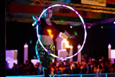Heady Hoop Tribe | Phoenix, AZ | Circus Act | Photo #5