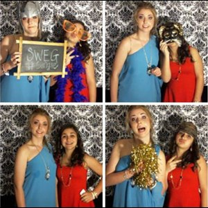Anahuac Green Screen Rental | Bea's Hive Photobooth