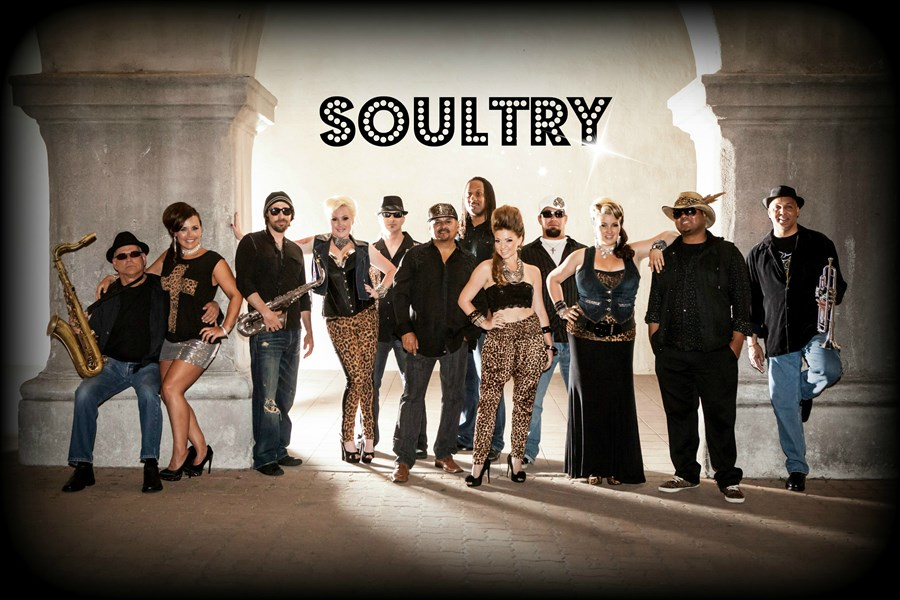 Soultry | Motown, Funk & Variety Show - Cover Band - San Diego, CA