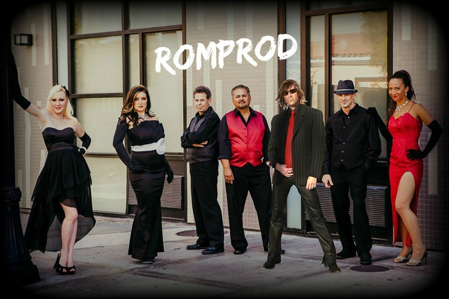 ROMPROD | High Energy Dance Band - Variety Band - San Diego, CA