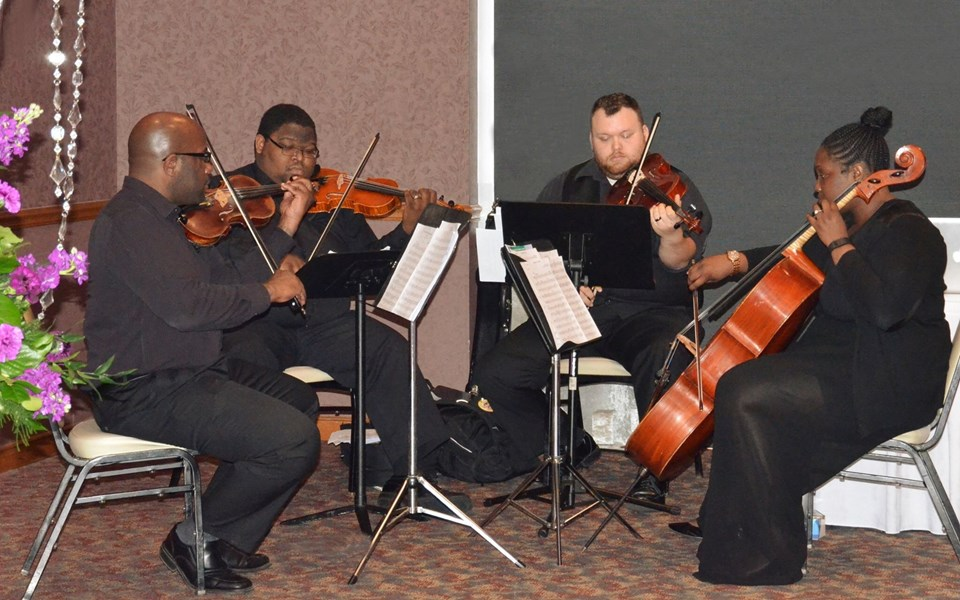 The Element String Quartet - String Quartet - Indianapolis, IN