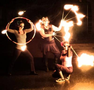 Pyrophoric - Fire Dancer Frederick, MD | GigMasters