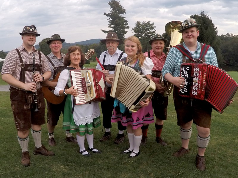 Mountain Top Polka Band - Polka Band - Asheville, NC