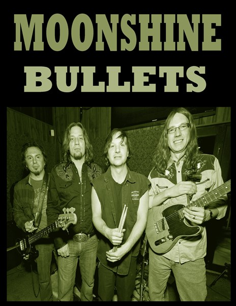 MOONSHINE BULLETS - Country Band - Des Plaines, IL