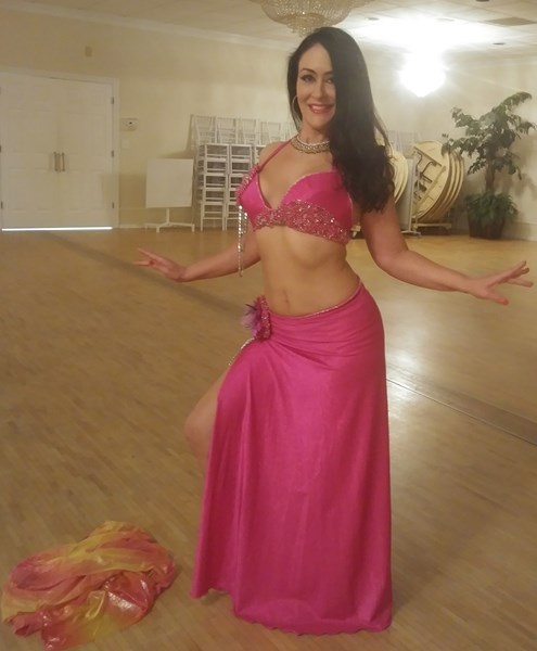 JiJi Maribi - Belly Dancer - Raleigh, NC