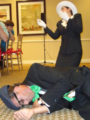Actors With a Clue! LLC | Lake Worth, FL | Murder Mystery Entertainment | Photo #11